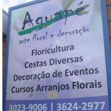 Aguap� Arte Floral e Decora��o
