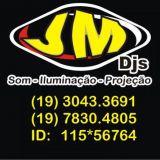 Jm Djs Som-Ilumina��o-Proje��o