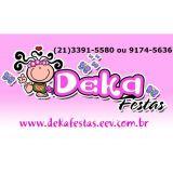 Buffet infantil -Deka Festas