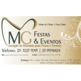MG Festas & Eventos