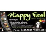 Happy Fest- atendemos todas as regi�es!!
