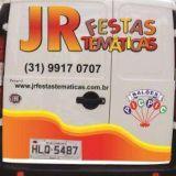 JR Festas tem�ticas