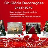 Decora��es de Eventos e Assesoria Oh Gloria!