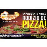 Rod�zio de Pizza em Bras�lia - DF Pizza em Casa
