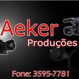 Aeker,Foto,Video,Som,Dj,Tel�o,Brinquedos e Mesas