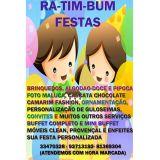 R�-Tim-Bum Festas e Eventos/Moveis Proven�al