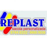 Sacola Personalizada embalagem Replast
