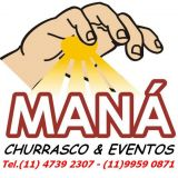 Mana Churrascos & Eventos