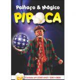 Palha�o/M�gico Pipoca - Um Show de M�gicas e Humor