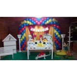 Buffet,decora��o,aluguel De Material Para Festa