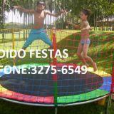 Dido Festas Loca�oes de Brinquedos/Camarim pintura