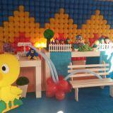 Loca�a� E Decora�a� De Festa Infantil