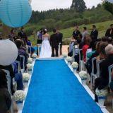 Casamento ao Ar Livre - Viam�o