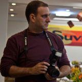 Cinegrafista, eventos empresariais e pessoais