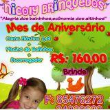 Nicoly Brinquedos Loca��o de Brinquedos
