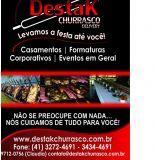 Destak Churrasco Eventos Delivery
