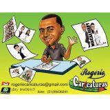 Caricaturas Rog�rio