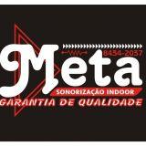 Meta - Sonoriza��o Indoor