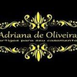 Adriana de Oliveira - Artigos para seu Casamento