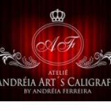 Andr�ia Art�s Caligrafia