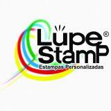Lupe stamp - Estampa personalizada e Brindes