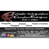 Est�dio Fotogr�fico Claudinei Rodrigues Foto V�deo