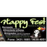 Happy Fest-festas E Eventos//