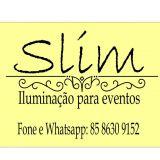 Slim - Ilumina��o para eventos
