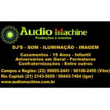 Audio Machine Produ��es e Eventos