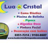 Lua De Cristal brinquedos/festas e eventos
