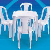 Bio Loca��es de Mesas e Cadeiras de Pl�stico