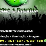 Studio 77 eventos