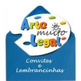 Arte Muito Legal Convites infantis, Lembrancinhas