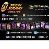 Techsound Equipamentos Promo��es e Eventos