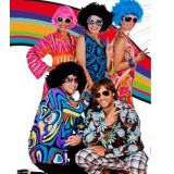 Elvis,Chacrinha, Black Power L�dica Entretenimento