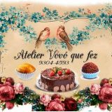 Atelier Vov� que fez - Docinhos, tortas e empadas
