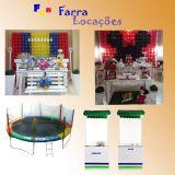FunFarra Loca��es. Tudo para festa infantil !!!