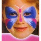 Pintura Facial - Maquiagem Art�stica