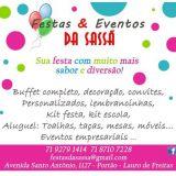 Festas & Eventos Da Sass�