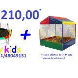 Baby Kids Aluguel De Brinquedos