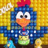Arco-�ris decora��es de Festas Infantis