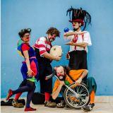 Show De Palha�os, M�gico, Teatro De Bonecos e mais