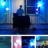 Dj / Som Profissional / Luzes/ Fuma�a/ Tel�o