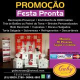 Gaby Buffet e Decora��o