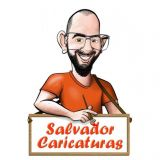 Salvador Caricaturas