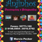 Anjinho Decora��es E Brinquedos