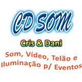 Cdsom - Cris E Dani Som V�deo Tel�o E Iluminac�o