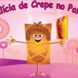 Delicia De Crepe No Palito