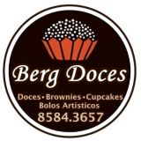 Berg Doces e Bolos Art�sticos