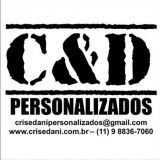 Cris e Dani Produtos Personalizados